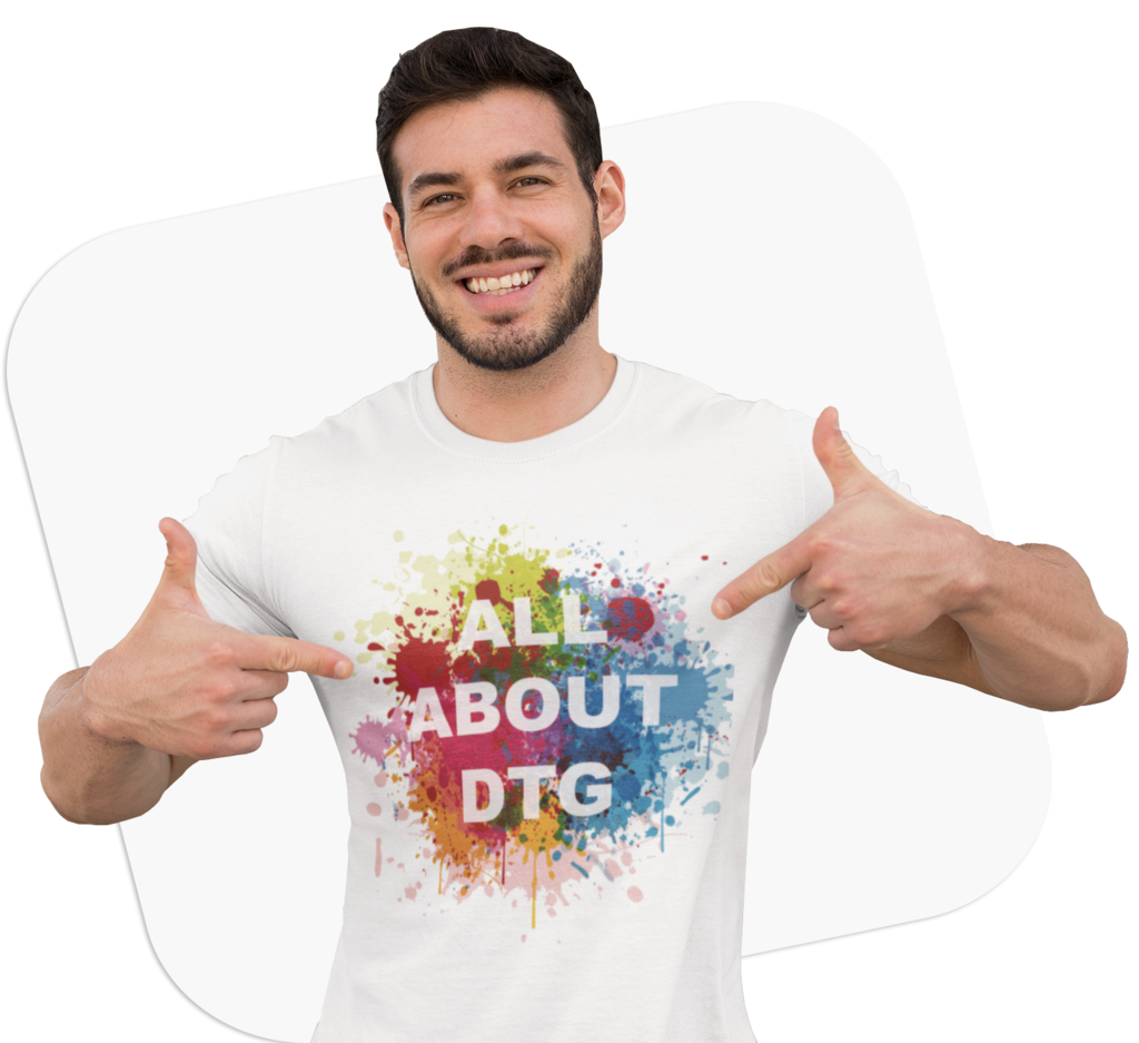 all about DTG: what is DTG printing and the difference from Screen printing